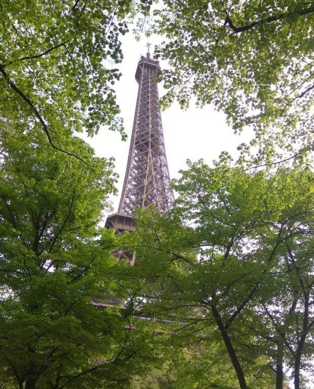 Parigi in un giorno - Tour Eiffel