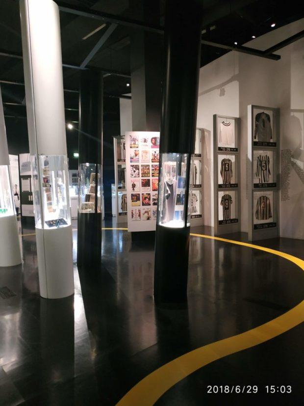 Torino con i bambini - Juventus Museum