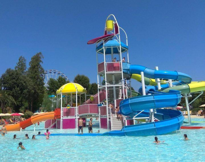 Splash area Luneur