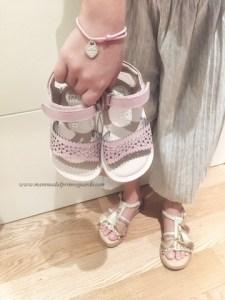 sandalo bambina