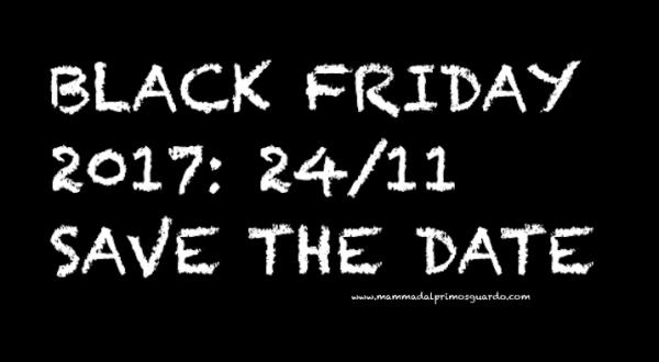 24 NOVEMBRE BLACK FRIDAY