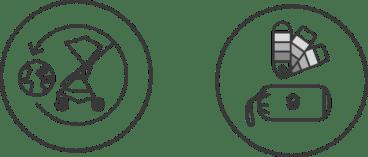 Snøgga il coprigambe universale: nove colori e un'eccellente compatibilità