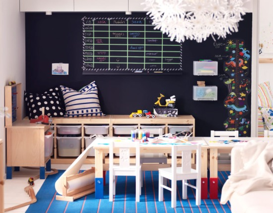 Cameretta Montessori Ikea : La cameretta montessori con i mobili ikea pourfemme