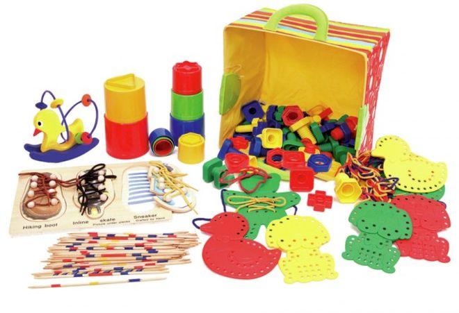 Montessori A Casa Attività Dai 2 Ai 3 Anni Mamma Felice