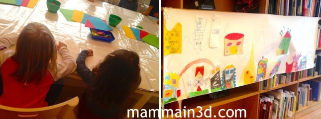 Pinacoteca Agnelli: laboratorio per bambini Gioiadarte Kids