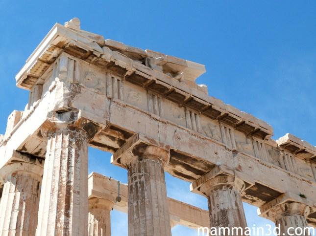 Acropoli di Atene: Partenone