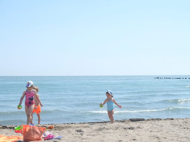 Spiaggia MammaInViaggio