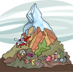 Wednesday Rewind: Group claims responsibility for Park's mountain of garbage