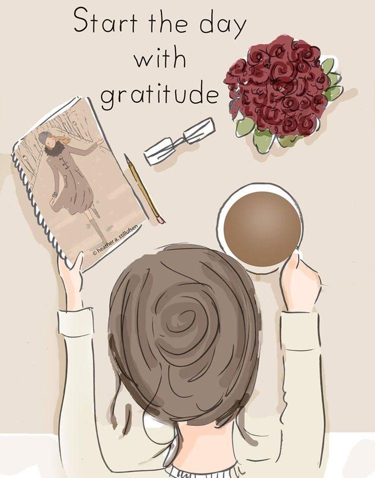 31 giorni di gratitudine