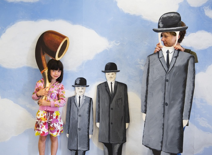magritte per bambini