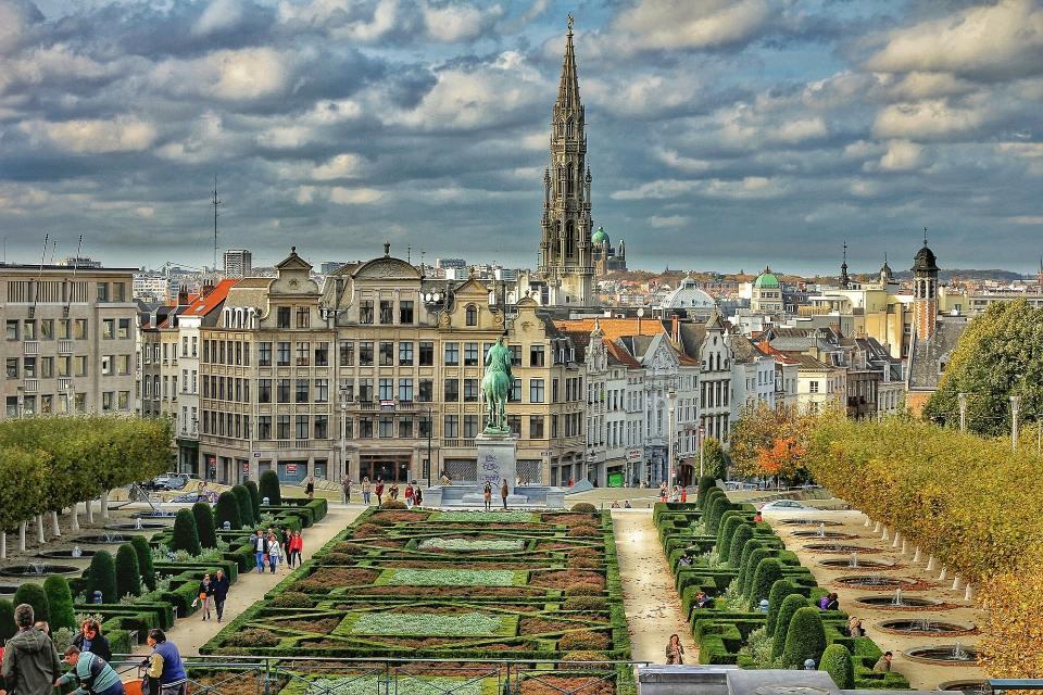 Visitare Bruxelles con i bambini