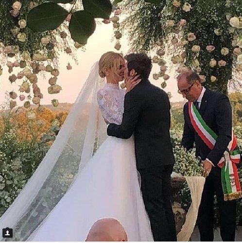 Ferragnez sposi