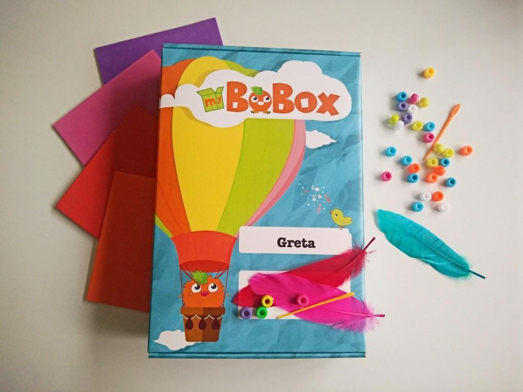 mybobox la scatola creativa per bambini