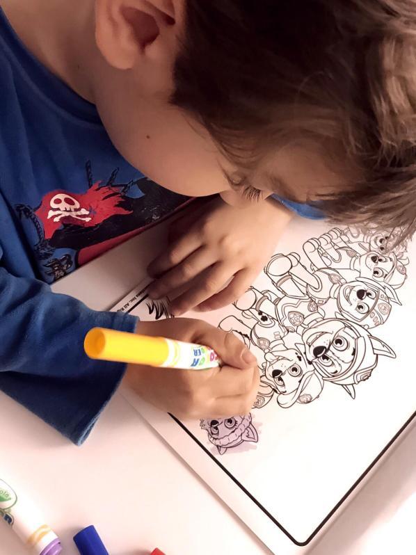 perchè colorare è importante per i bambini