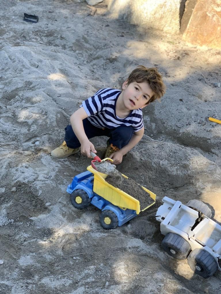 Vacanza con i bambini a contatto con la natura