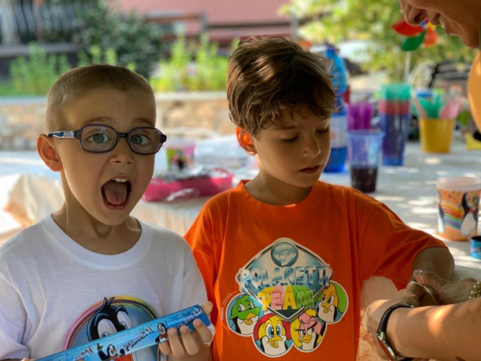 come organizzare un party estivo per bambini