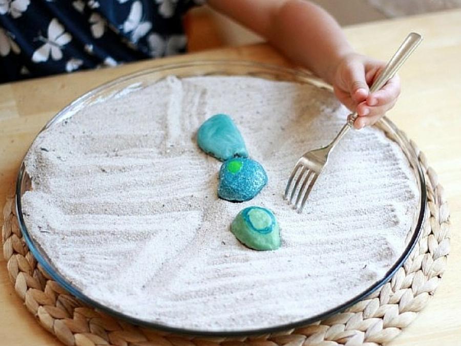 Come Creare Un Piccolo Giardino Zen Per Bambini