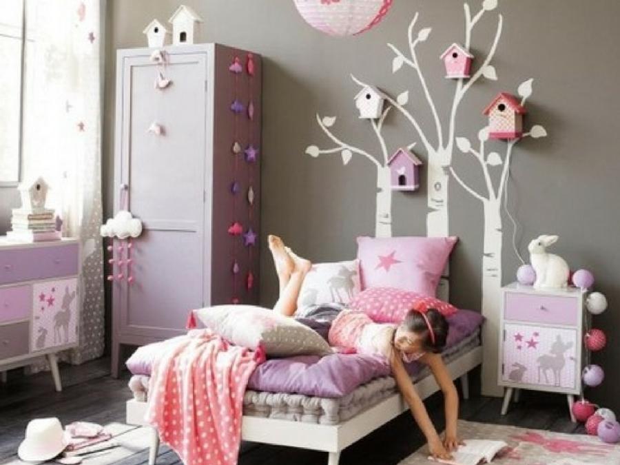 10 Idee Per Decorare La Camera Di Una Bambina Alle Elementari