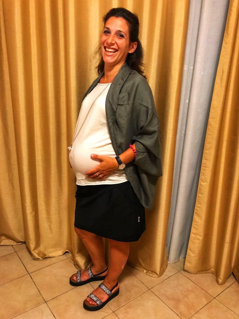 outfit perfetto in gravidanza