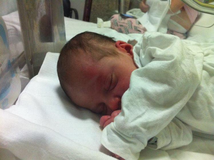 Il mio secondo amore di mamma nato il 26/06/2014