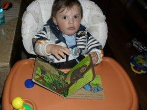 Il primo libro di Thomas