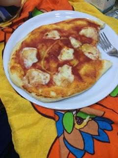 La pizza per i miei piccoli