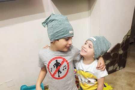 cappellino bambini in primavera