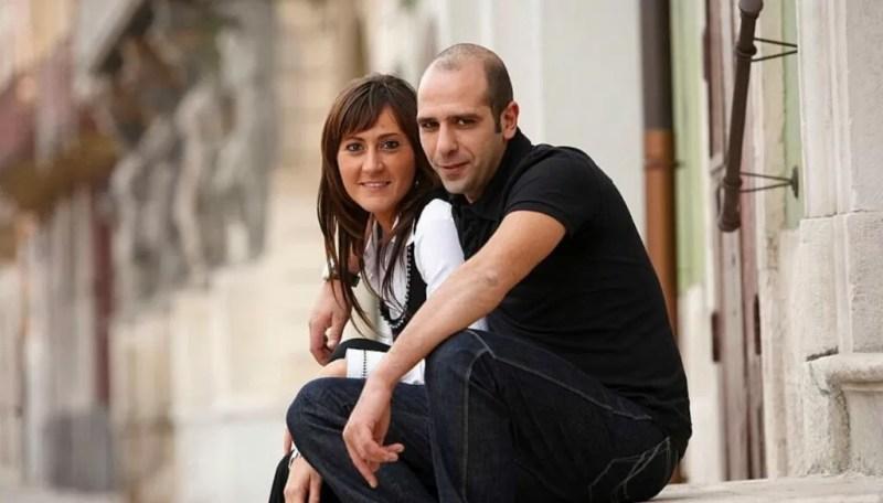 Checco Zalone e Mariangela Eboli