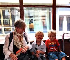 bambini e mezzi pubblici