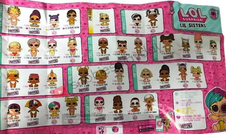 lil sisters serie 4 wave 2