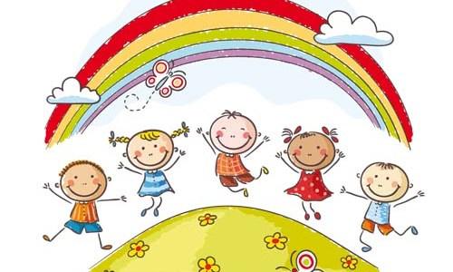 Gioco e autonomia a 4 anni, in una scuola Montessori