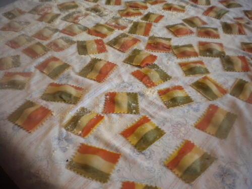 Ravioli tricolore di Madamadorè
