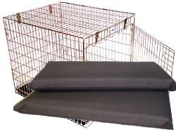 dog crate beds custom crate mats