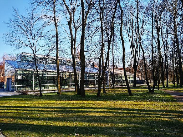 Centrum Edukacji Ekologicznej łazienki Królewskie Z