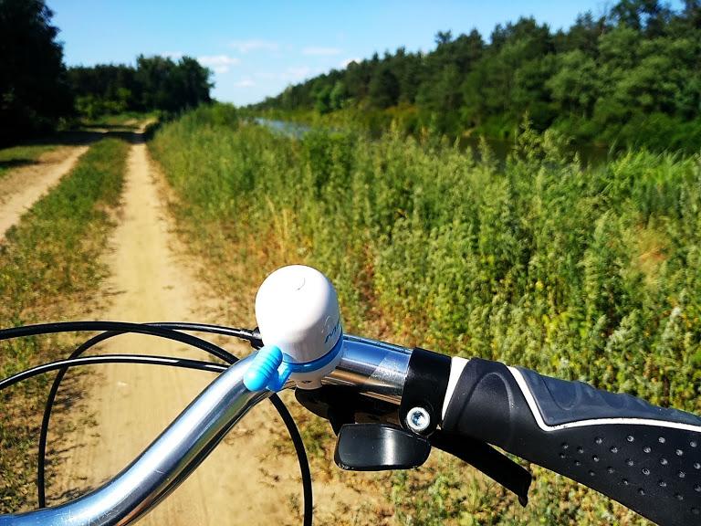 rowerem nad zalew zegrzyński
