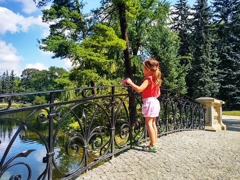 plac zabaw park Ujazdowski