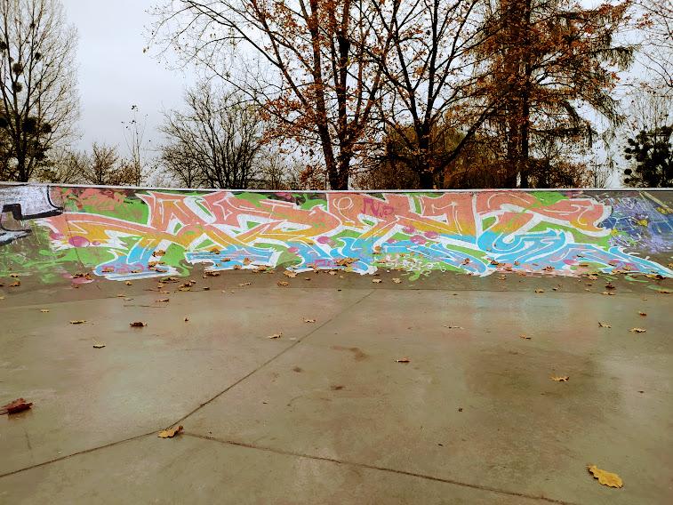 skatepark ochota