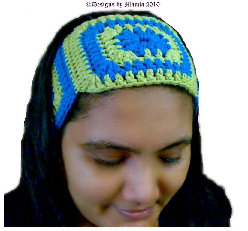 Crochet Headband Pattern Beginners Crochet Patterns For ...