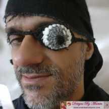 Designer Eye Patch