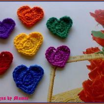 Handmade Crochet Flowers