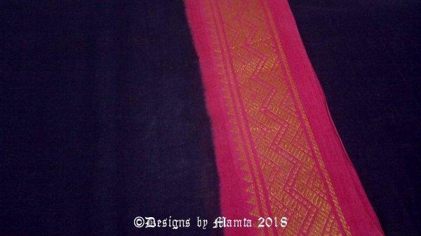 Indian Border Print Fabric