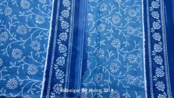 Indian Sari Saree Fabric