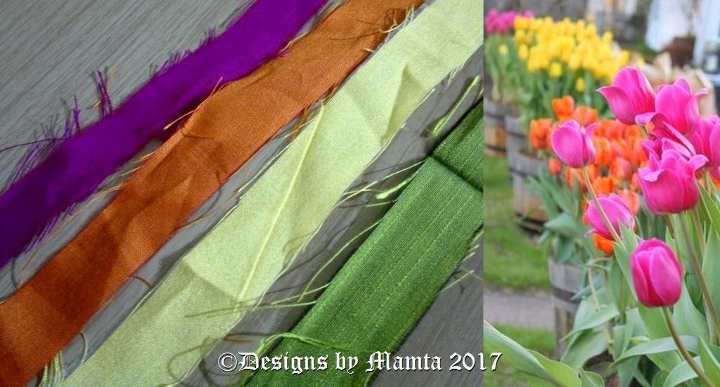 Inspirational Ribbon Yarns