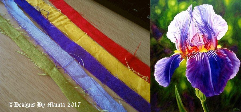 Sari Silk Ribbon Yarn
