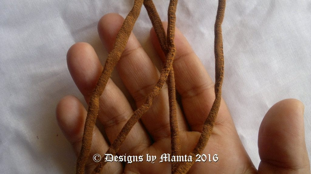 Silk Cord For Jewelry Making