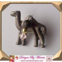 Vintage Camel Brooch