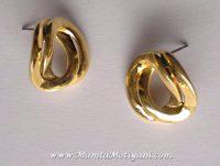 Vintage Monet Earrings For Women | Designer Estate Jewelry