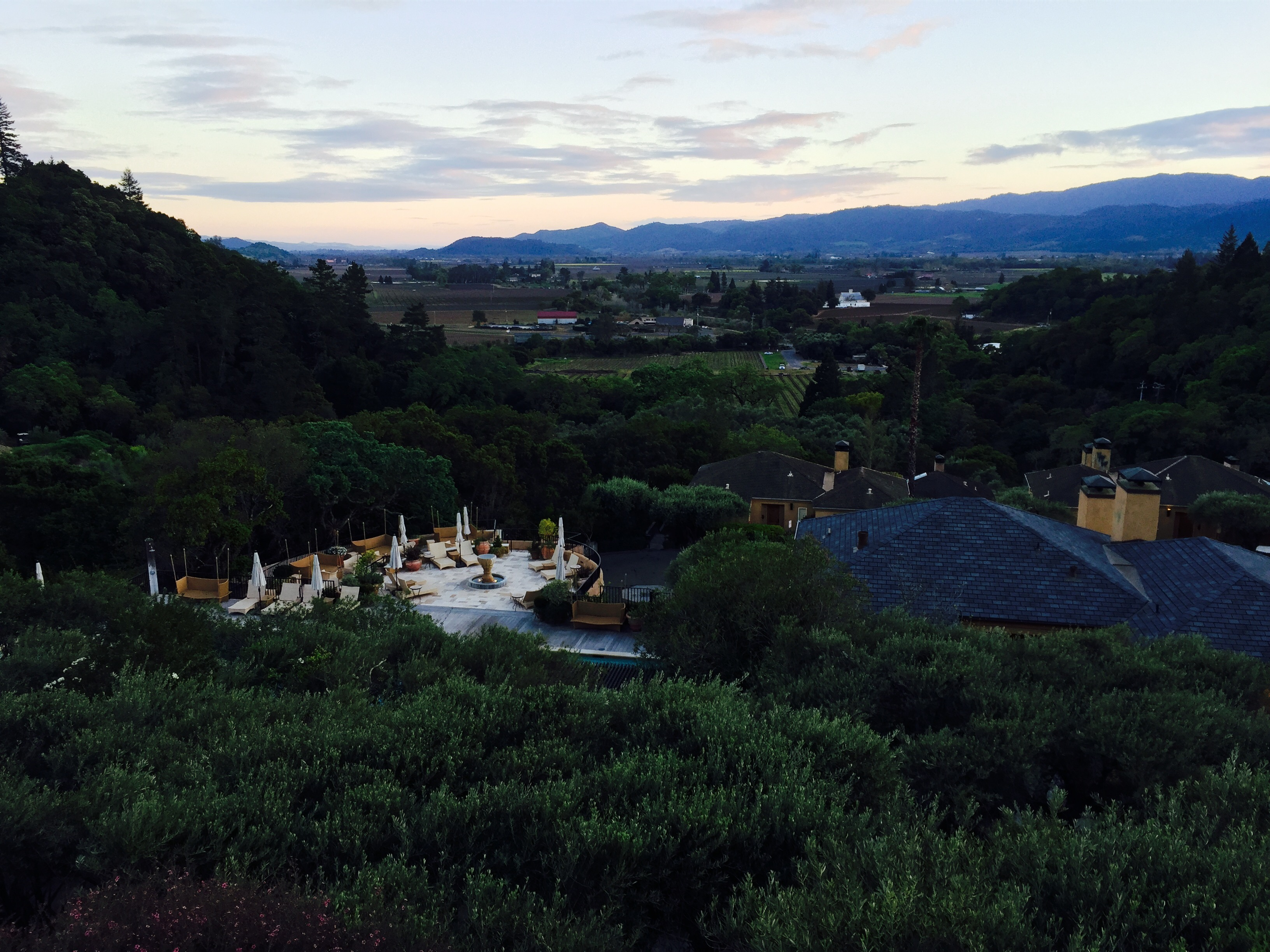 ManAboutWorld gay travel magazine visited Napa Valley
