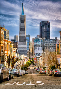 San Francisco in ManAboutWorld gay travel magazine, six cool places to go