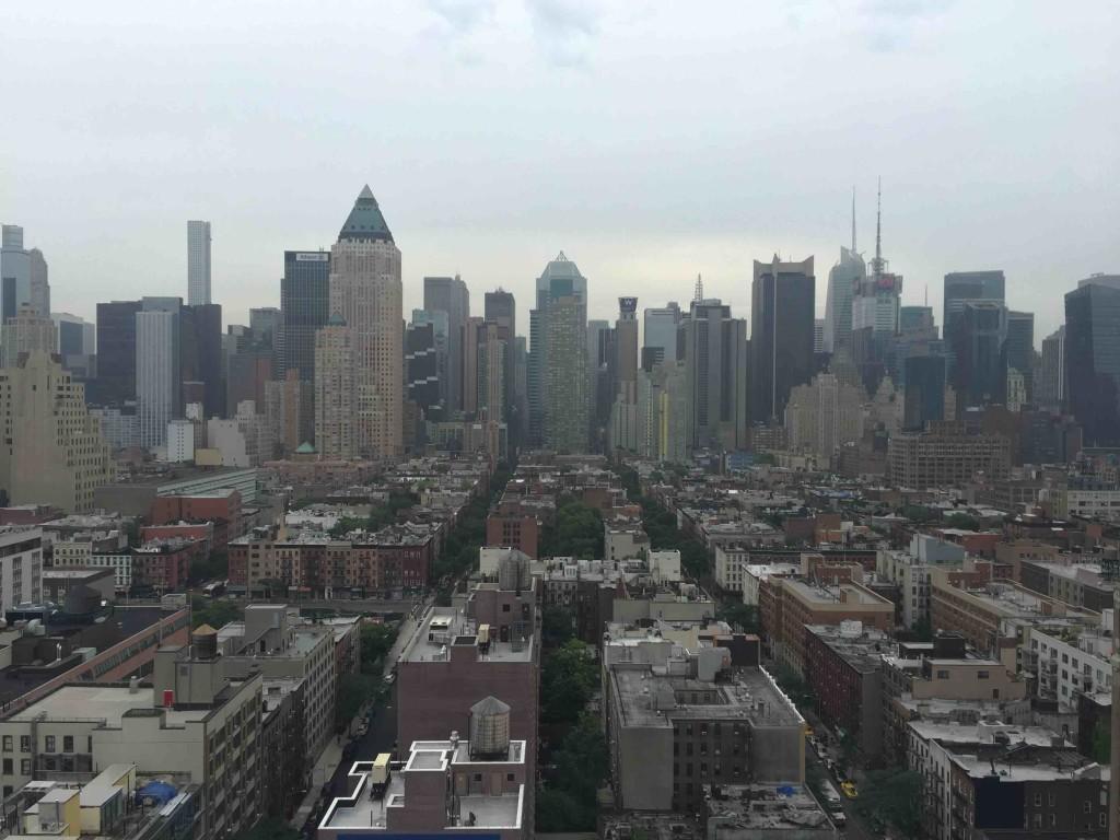Amazing NYC views at Kimpton in ManAboutWorld gay travel magazine